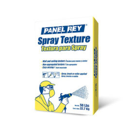 Spraytexture Panel Rey
